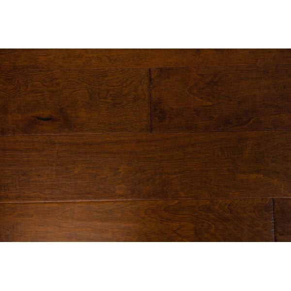 Helsinki 5 Engineered Birch Hardwood Flooring in Penny by Branton Flooring Collection