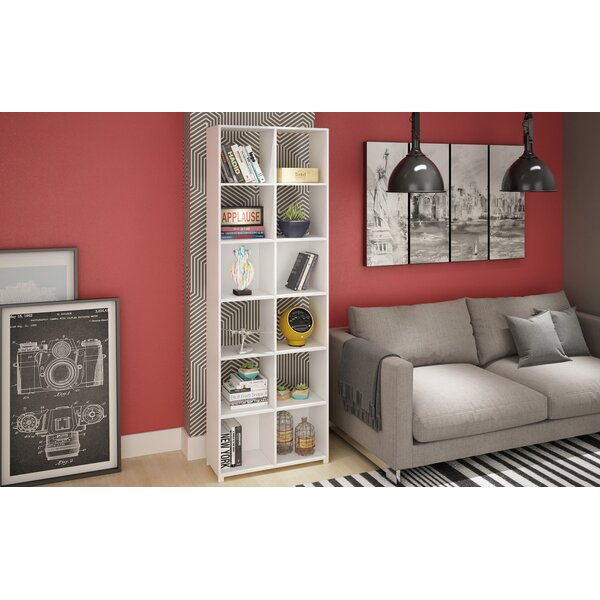 Eilish Standard Bookcase by Latitude Run