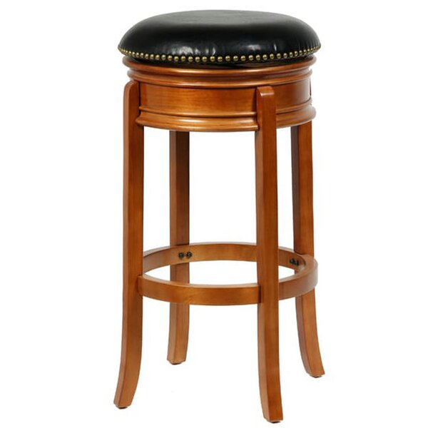 Heliodoro 30 Swivel Bar Stool by Darby Home Co