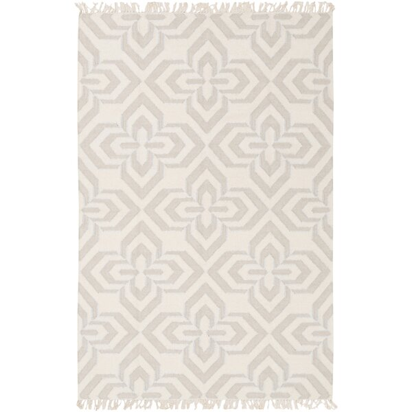 Roselawn Taupe Area Rug by Red Barrel Studio