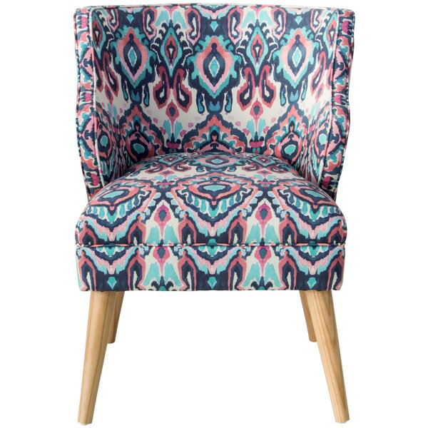 Hagerty Barrel Chair by Bungalow Rose Bungalow Rose