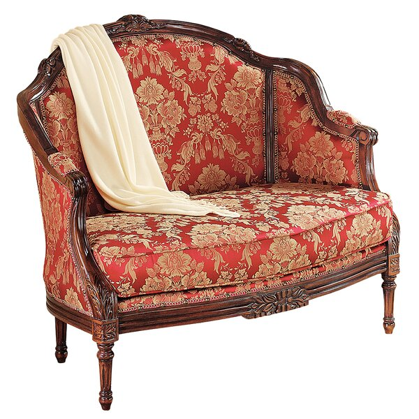 Antoinette Loveseat by Design Toscano