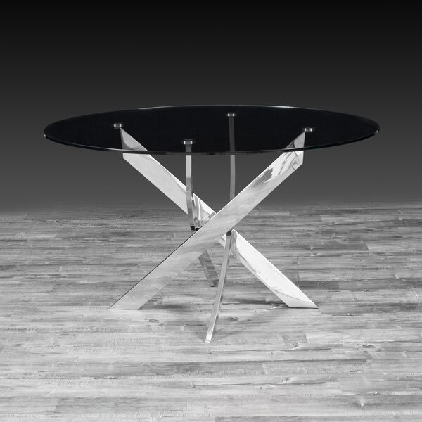 Loki Dining Table by RMG Fine Imports