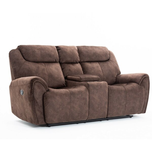 Paradise Reclining Loveseat by Red Barrel Studio Red Barrel Studio