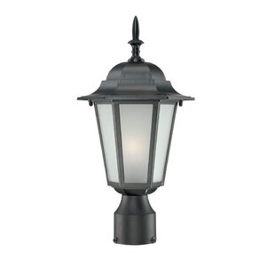 Comparison Raleigh Outdoor 1-Light Lantern Head By Charlton Home
