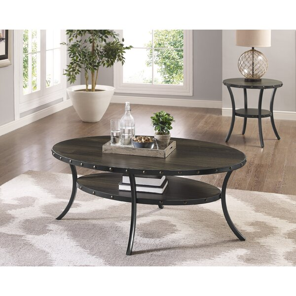 Haysi 2 Piece Coffee Table Set
