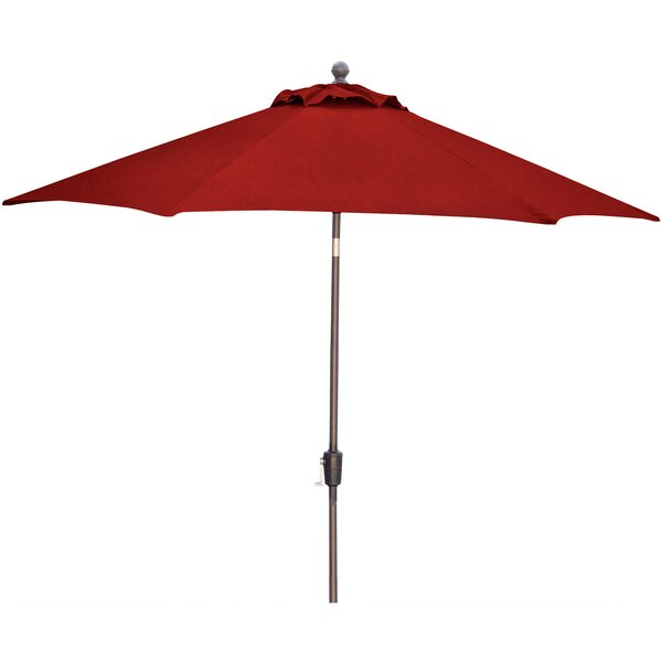 Carleton 9' Market Umbrella by Fleur De Lis Living