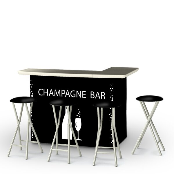 5-Piece Bar Set by Best of Times Best of Times