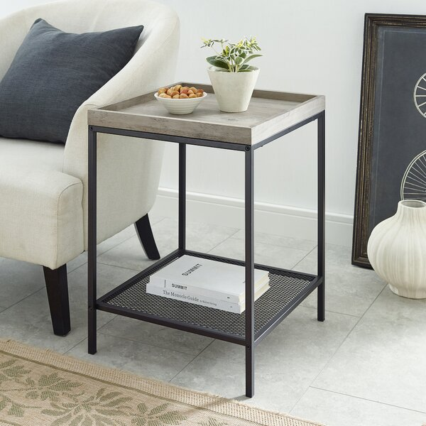 Pullman Tray Table by Williston Forge