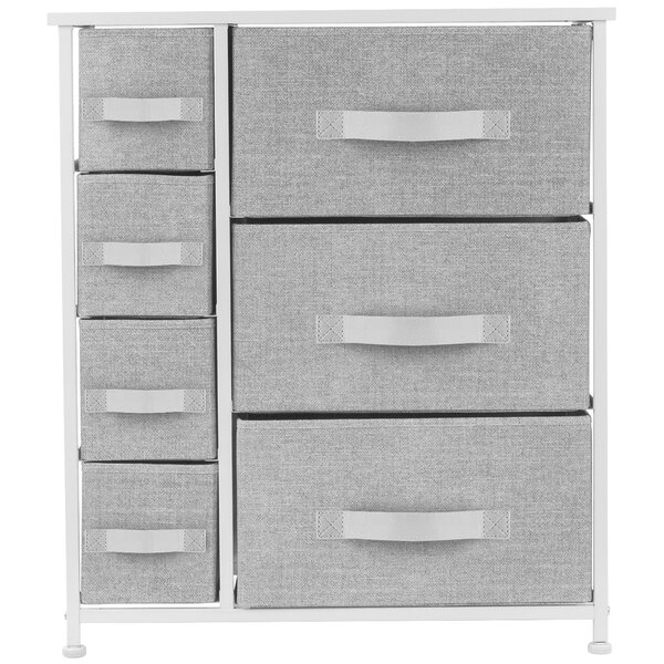 Lucious 7 Drawer Chest by Winston Porter