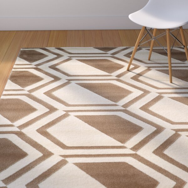 Suzanne Ivory/Beige Area Rug by Langley Street