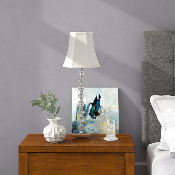 Sansone 28.5 Buffet Lamp by Alcott Hill