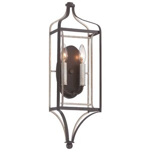 Evangeline 2-Light Wall Sconce