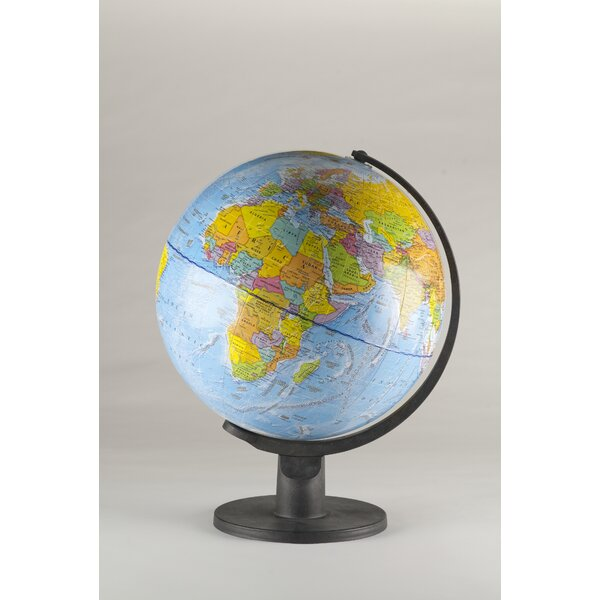 Scout Globe by Waypoint Geographic