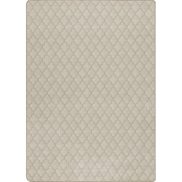 Tinsman Alabaster Area Rug by Charlton Home