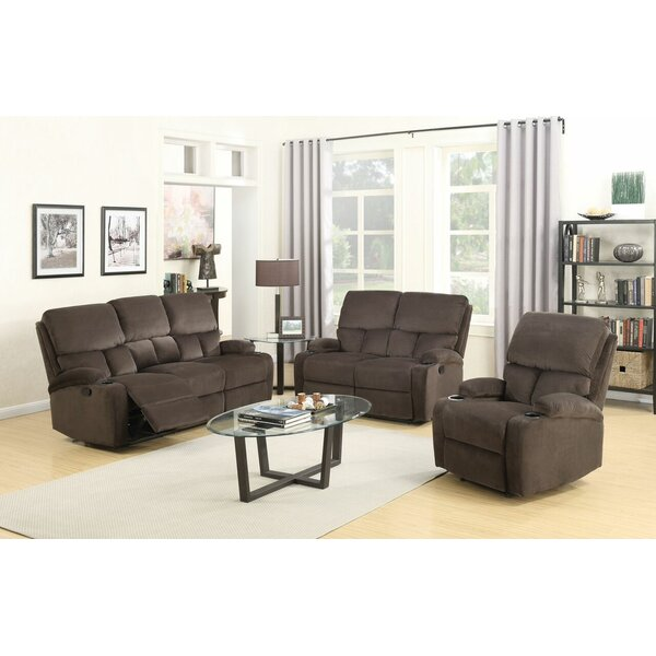 Torgerson Reclining Living Room Collection by Latitude Run