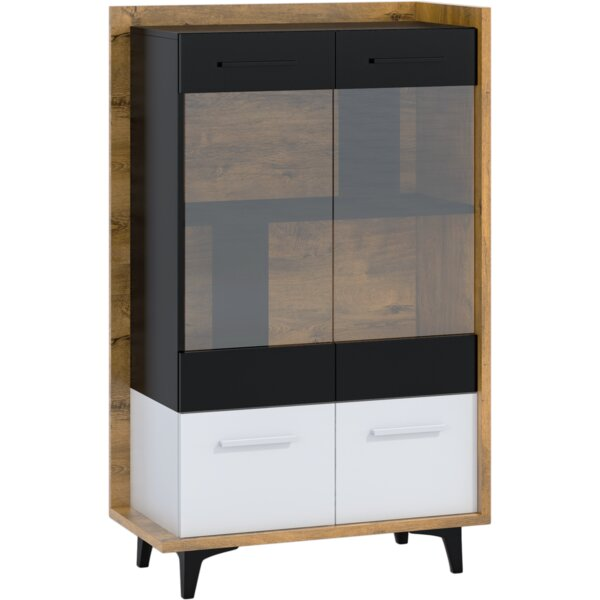 Cleremont 4 Door Accent Cabinet by Wrought Studio Wrought Studio