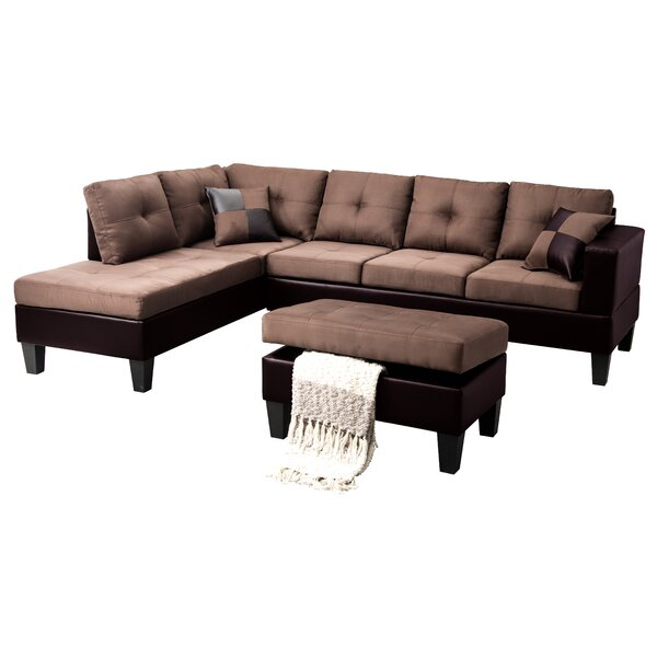 Badri Sectional With Ottoman By Latitude Run