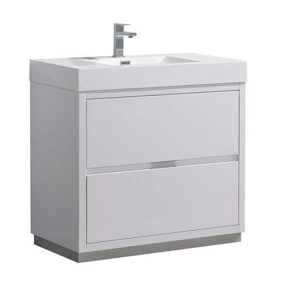 Senza Valencia 36 Single Bathroom Vanity Set by Fresca