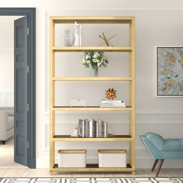 Reilly Etagere Bookcase by Willa Arlo Interiors