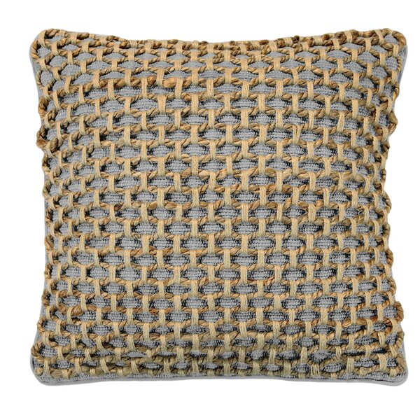 Brooks Throw Pillow by Eider & Ivory