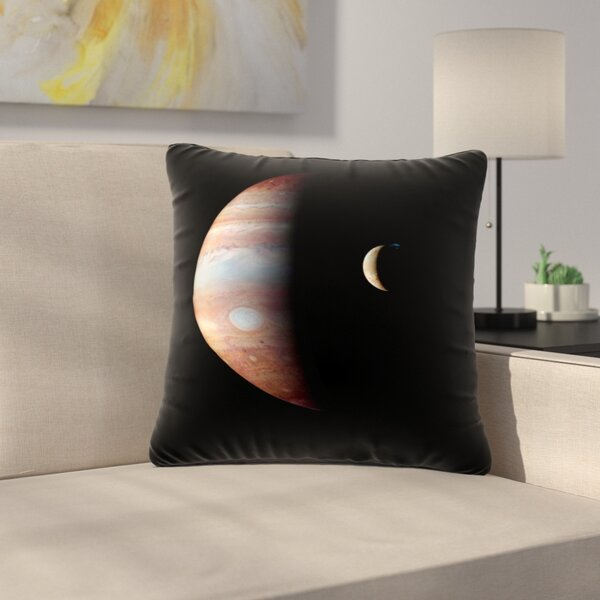Alias Jupiter Outdoor Throw Pillow by East Urban Home