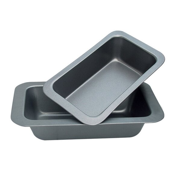2 Piece Loaf Pan Set by Culinary Edge