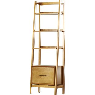 Modern Contemporary Decorative Ladder Shelving