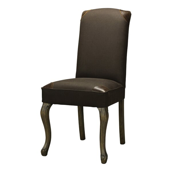 Chenier Upholstered Dining Chair by Red Barrel Studio