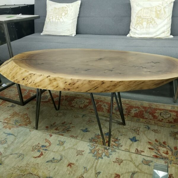 Deshawn Coffee Table by Foundry Select Foundry Select
