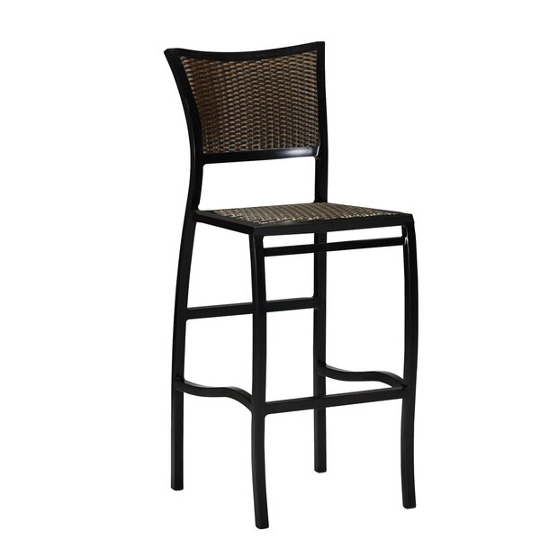 Aire Stationary 29.5 Bar Stool by Summer Classics