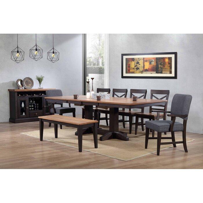 Pleasant Hayden Trestle Dining Table Ibusinesslaw Wood Chair Design Ideas Ibusinesslaworg