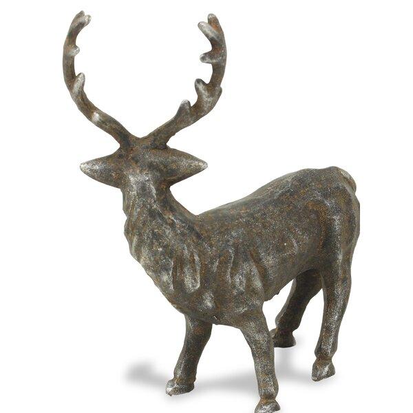 Schenck Reindeer Figurine by The Holiday Aisle