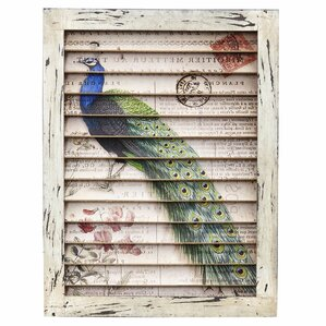 Wayfair Wall Decor rustic shutters wall decor | wayfair