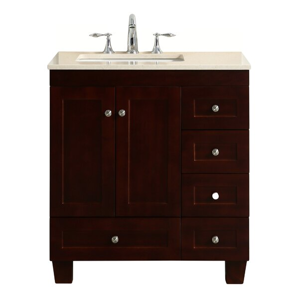 Plymouth 31 Single Bathroom Vanity Set by Darby Home Co