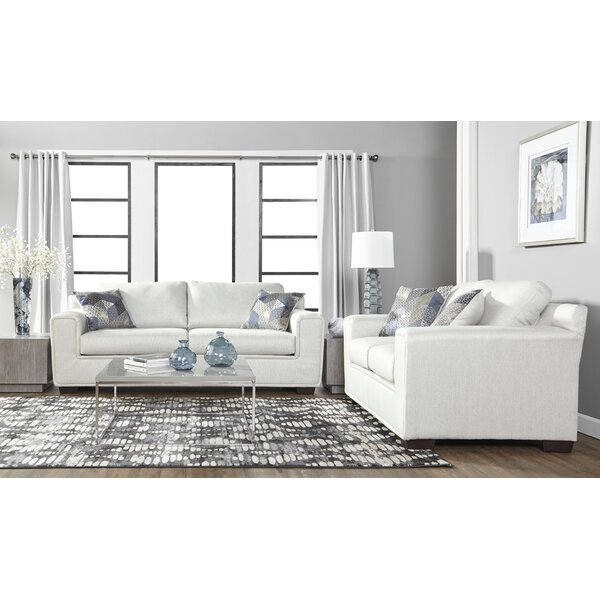 Longoria Configurable Living Room Set by Latitude Run
