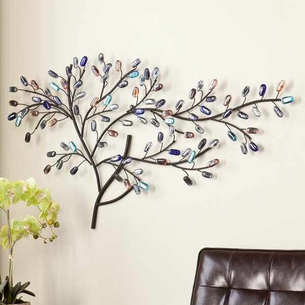 Windswept Tree Wall Décor by World Menagerie