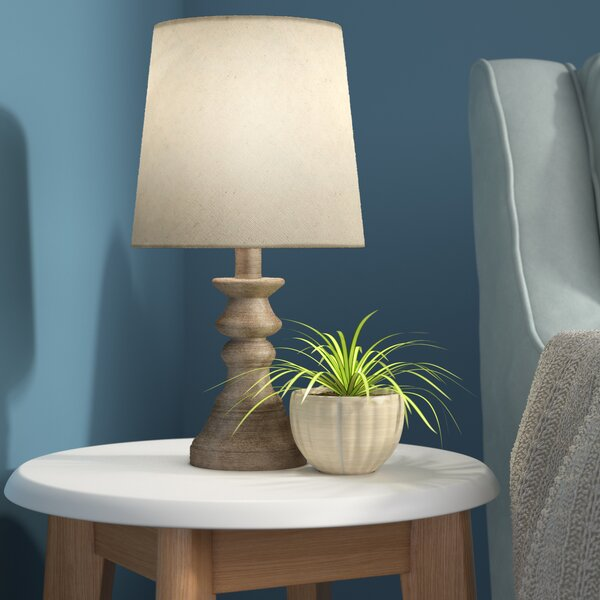 "Harriet Bee Karley Polyresin 15"" Table Lamp & Reviews by Harriet Bee"