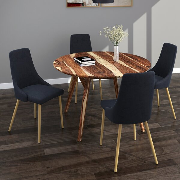 Bixby 5 Piece Dining Set By Ivy Bronx