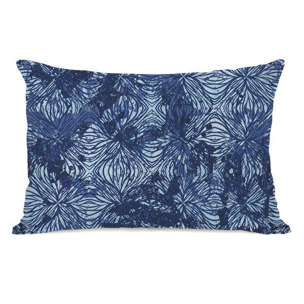 Conesus Tide Bursts Lumbar Pillow by Longshore Tides