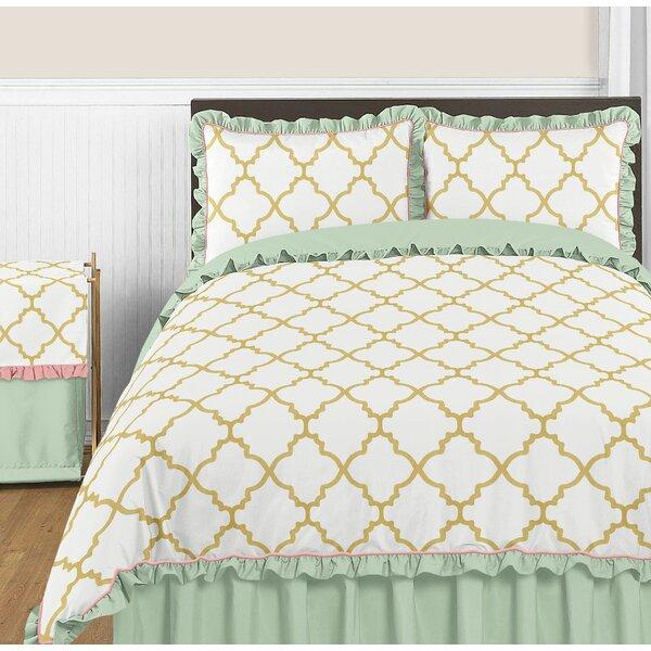 Ava 3 Piece Comforter Set by Sweet Jojo Designs