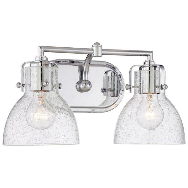 Dolan 2-Light Vanity Light by Birch Lane™