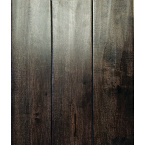 Smokehouse 4.75 Engineered Maple Hardwood Flooring in Dallas by Albero Valley