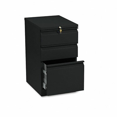 Brigade Mobile 3-Drawer Efficiencies Pedestal File by HON