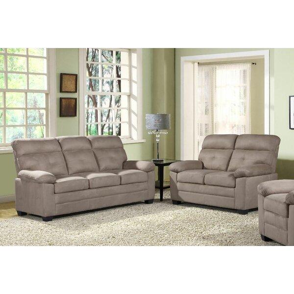 Blomquist 2 Piece Living Room Set by Winston Porter