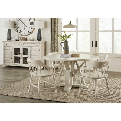 Trisha Yearwood Dining Table White Kitchen Room Tables