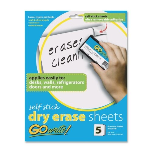 Dry-Erase Sheets by Pacon Corporation
