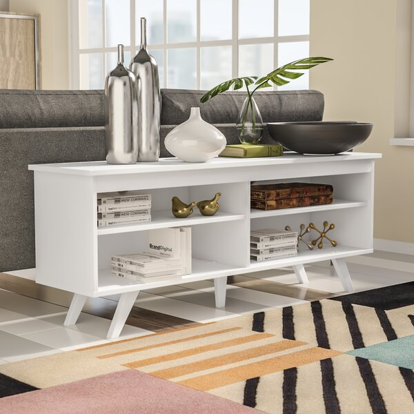 Bissonnette TV Stand for TVs up to 58 by Wrought Studio
