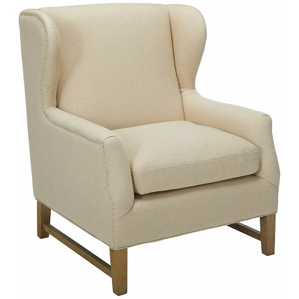 Mellinger Wingback Chair By Darby Home Co