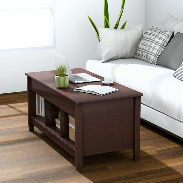Alaska Lift Top Coffee Table With Storage By Highland Dunes